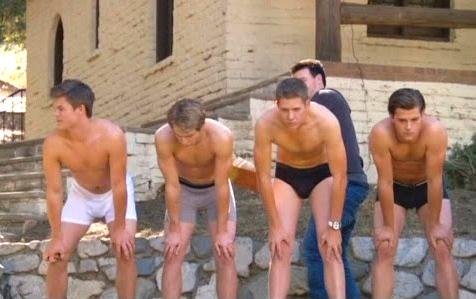 brotherhood 6 spank