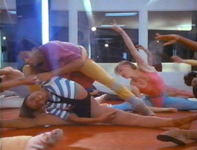 death spa dancers