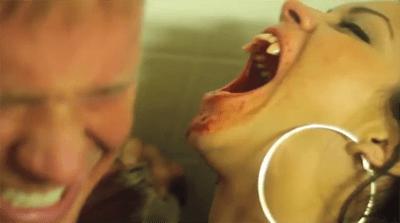 joe vamp girl bite