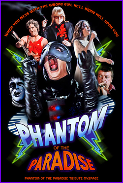 phantom of paradise cover