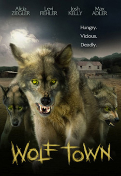 wolf town cover