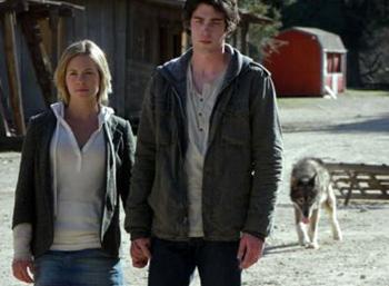 wolf town walk
