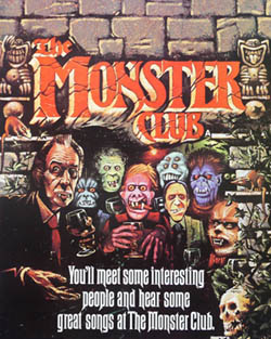 monster club cover