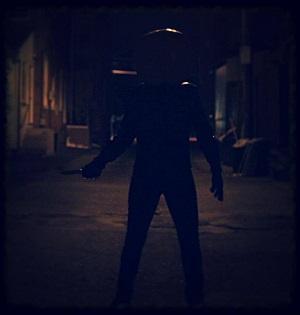 sodomaniac killer silhouette