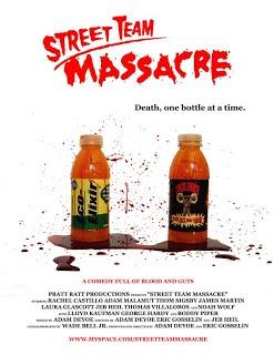 street team massacre cover