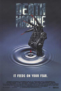 death machine cover