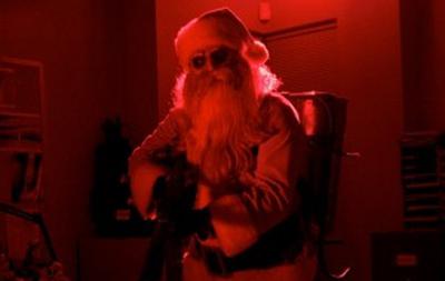 silent night santa