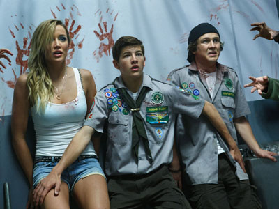 scouts guide cast