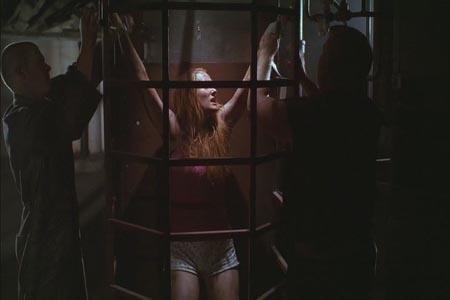 backwoods cage girl