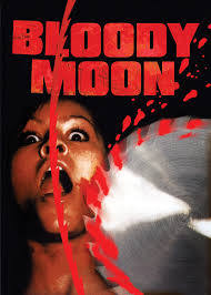 bloody moon cover