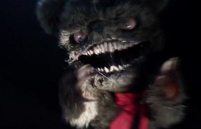 krampus movie bear
