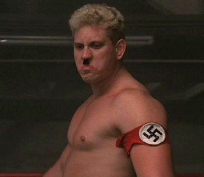 blood diner nazi