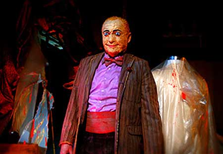 theatre bizarre puppet