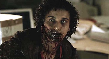 dead set zombie