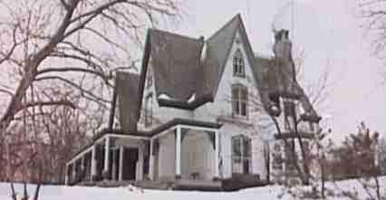 silent night bloody night house