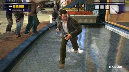 dead rising character