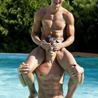 Foto do dia: Allan Lanfredi e Diego Bernardo por Didio