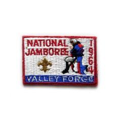 1964 National Jamboree Pocket Patch