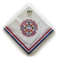 1997 National Jamboree Neckerchief - Boy Scouts of America
