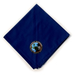 2013 National Jamboree Neckerchief - Navy Blue