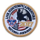 2017 National Jamboree Patches