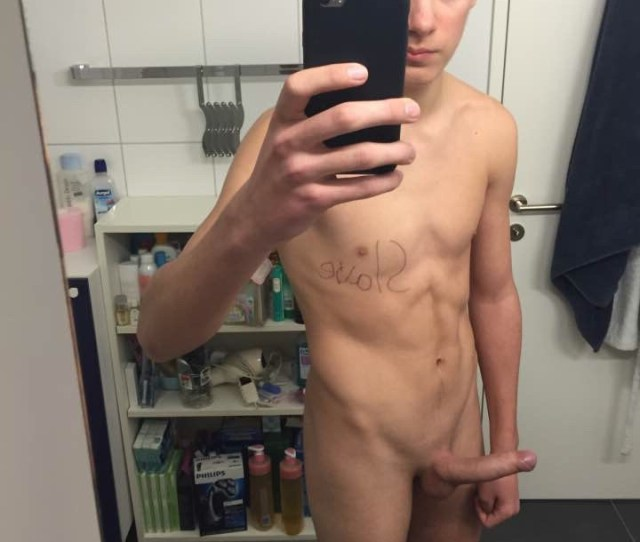 Sexy Teen Boy Showing Nice Dick And Hole