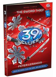 The 39 Clues (series)