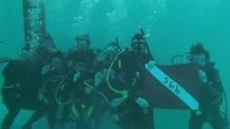 Underwater Sign
