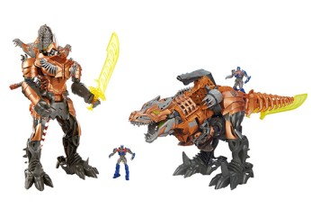 Transformers Stomp and Chomp Grimlock