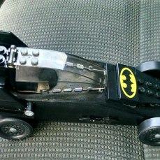 Lego Batmobile by Alex