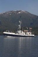 Sea Scout Ship Propeller