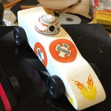 BB-8 Racer