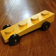 Golden Lego