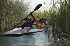 Scouts Paddle 50 Miles in Homemade Kayaks