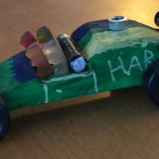 Haribo Candy car