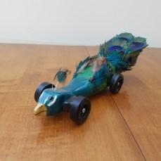 Keira's Peacock
