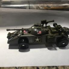 Military Tank pack 246 Mineola NY, Alejandro B.