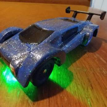 The Neon Super Speeder
