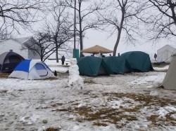 Lewis and Clark District Klondike Snowman