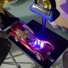 Ironman car