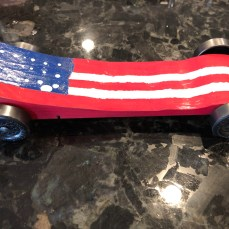 Old Glory racer