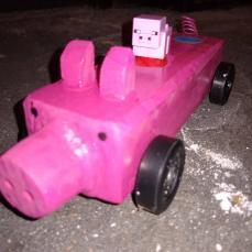 The Amazing Piggo Mobile