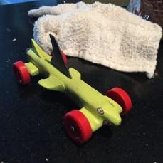 Luca's sharkmobile