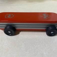 BSA Swiss Army Car