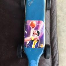 Kobe Kar #8 signed by Don Murphy