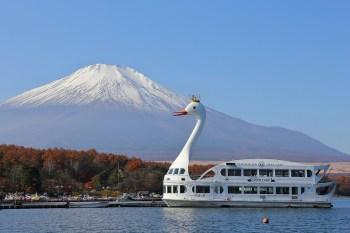 【富士五湖】山中湖KABA水陸兩用巴士 看富士山除了河口湖外的好選擇