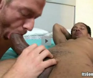 Castro Monster cock fucking the blond muscular