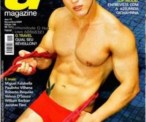 G Magazine Marcos Seya