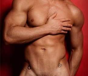 Rafael, macho provocante