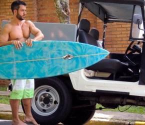 Sábio Lopez - gaúcho, garotão e surfista!